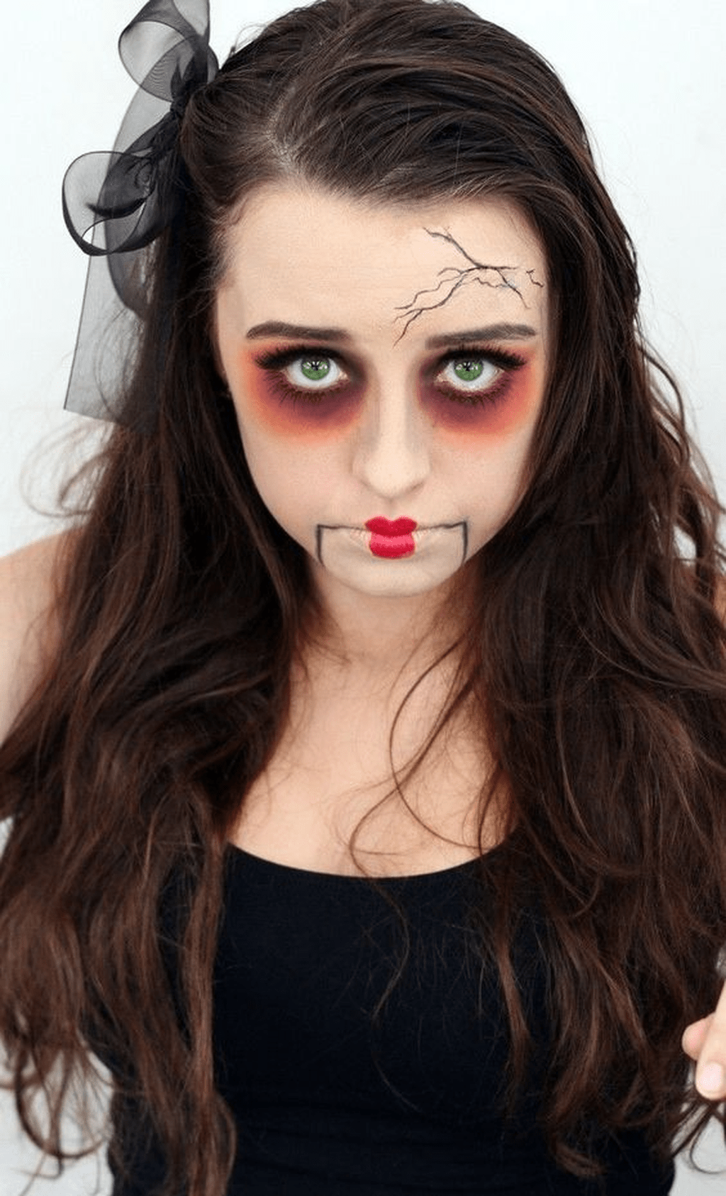 40 Amazing Halloween Makeup Ideas For Women Which Will