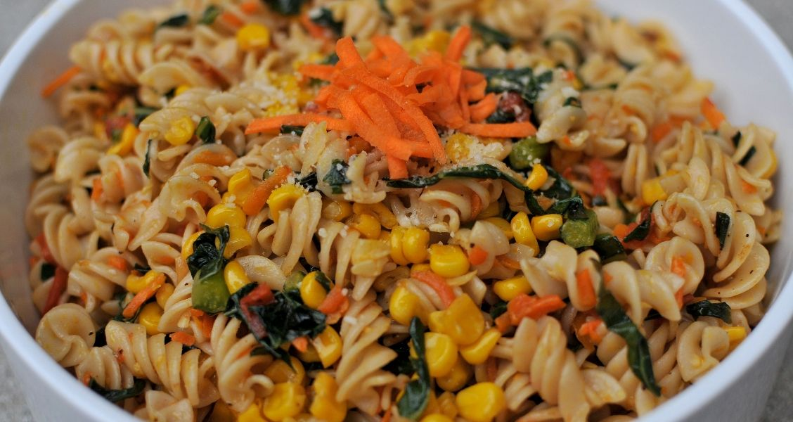 Yummy And Healthy Recipe Of Tangy Brown Rice Pasta