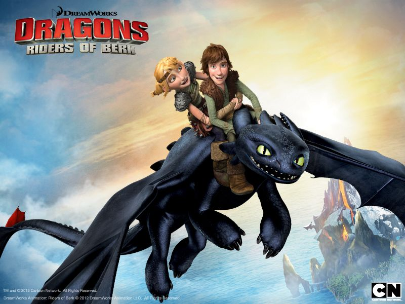 In the film there are several characters that have physical hiccup and astrid riding toothless the night fury dragon wallpaper picture from dreamworks dragons riders of berk the new how to train ccuart Gallery