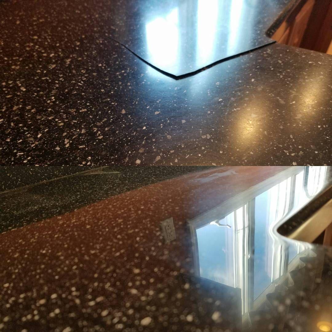 Repaired High Gloss Refinish To Boot Repair Refinish