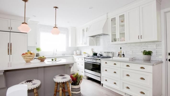 Whether you re building a new home or starting simpler kitchen  renovation we have cabinet choices to fit any design Love It List Vancouver Kitchen Island Pinterest