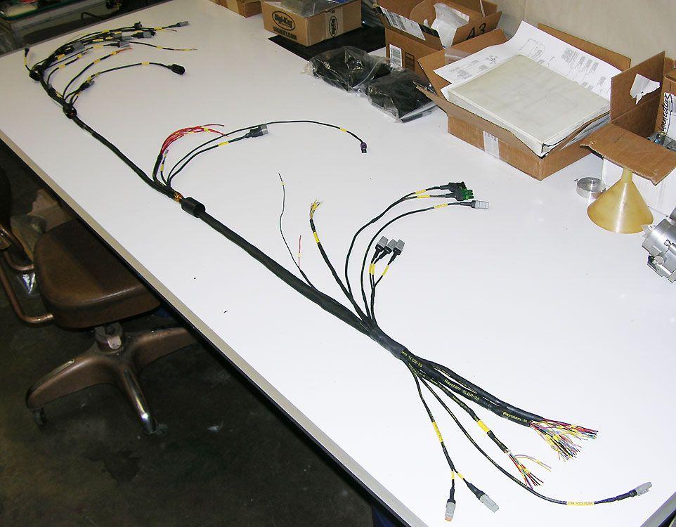 Motorsports Ecu Wiring Harness Construction Ecu Wire Car Projects