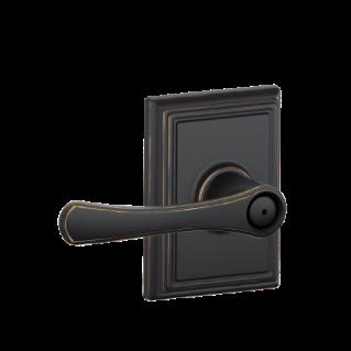 Interior Door Hardware Addison Style Privacy Avila Lever
