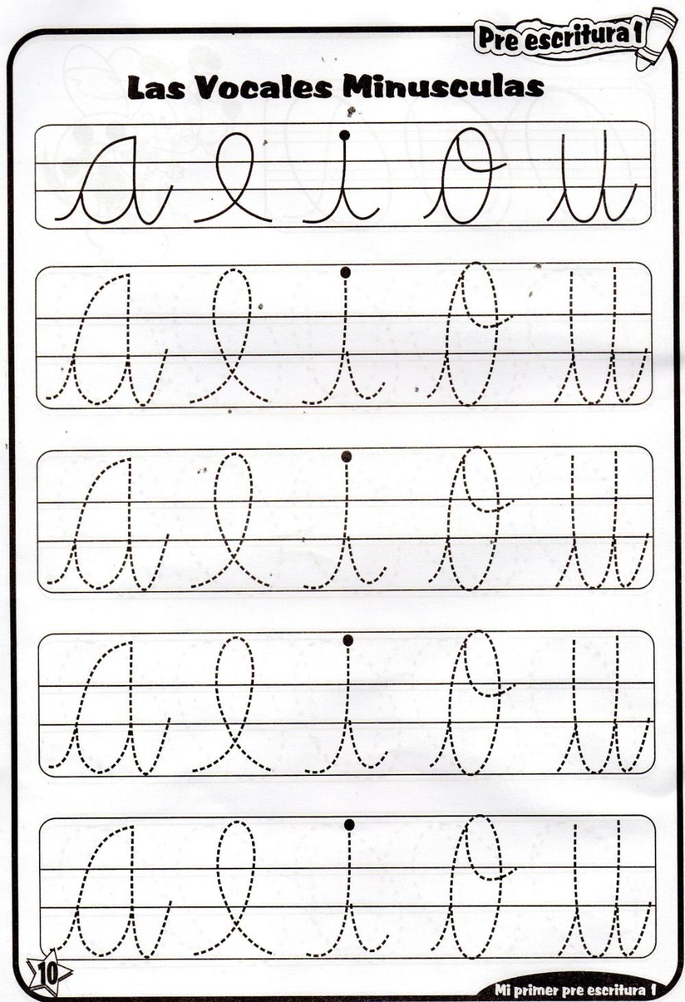 Talleres Para Niños 5 Años Para Imprimir Búsqueda De Google Preschool Writing Teaching Cursive Kindergarten Literacy Worksheets