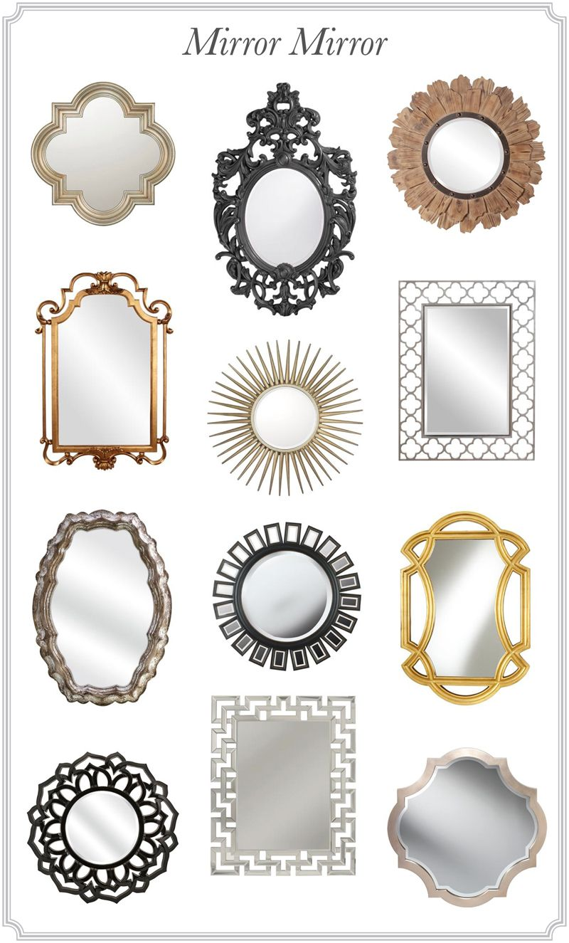 Mirror Mirror Mirror Wall Decor Mirror Design Wall Mirror Wall