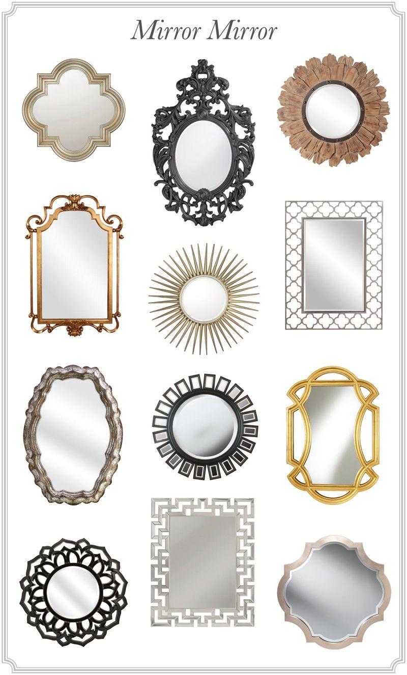 Mirror Mirror With Images Mirror Wall Decor Mirror Design