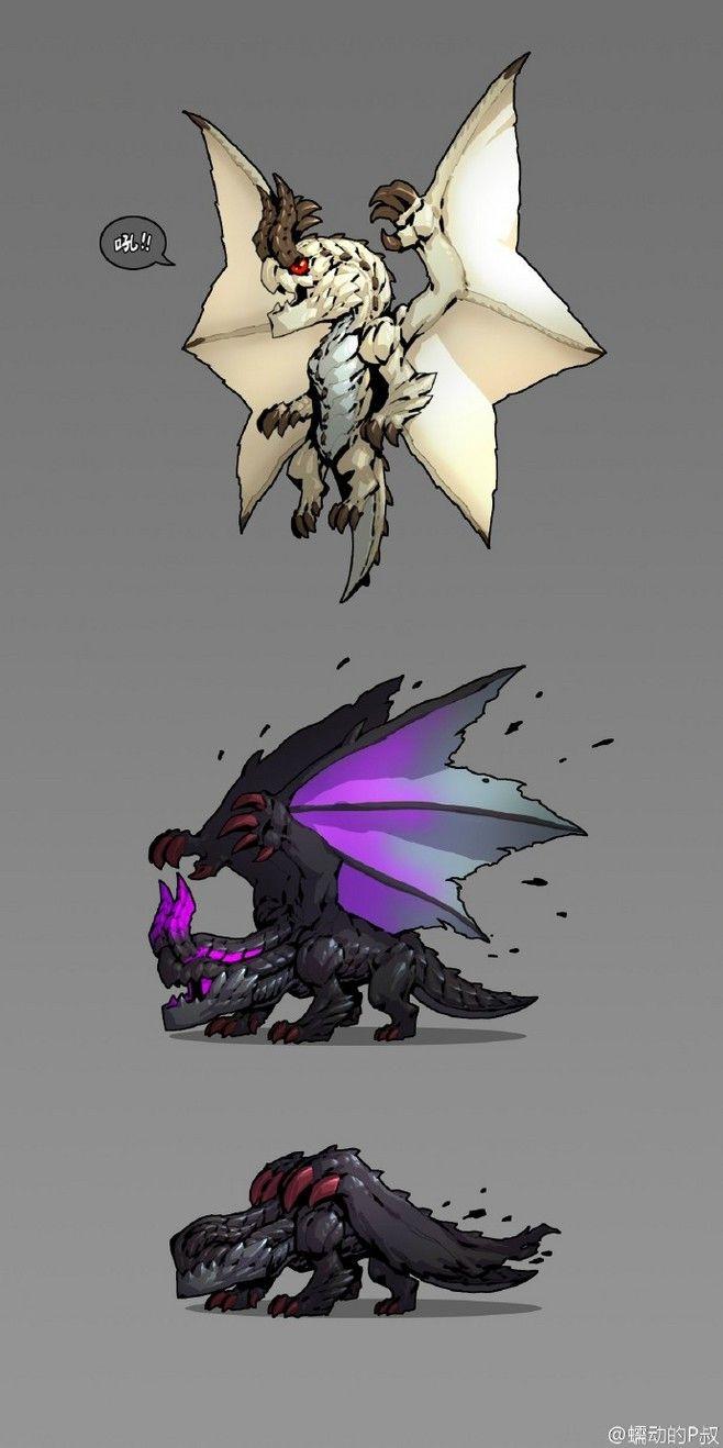 Pin By Yakuza On Mh Monster Hunter Art Monster Hunter Monster