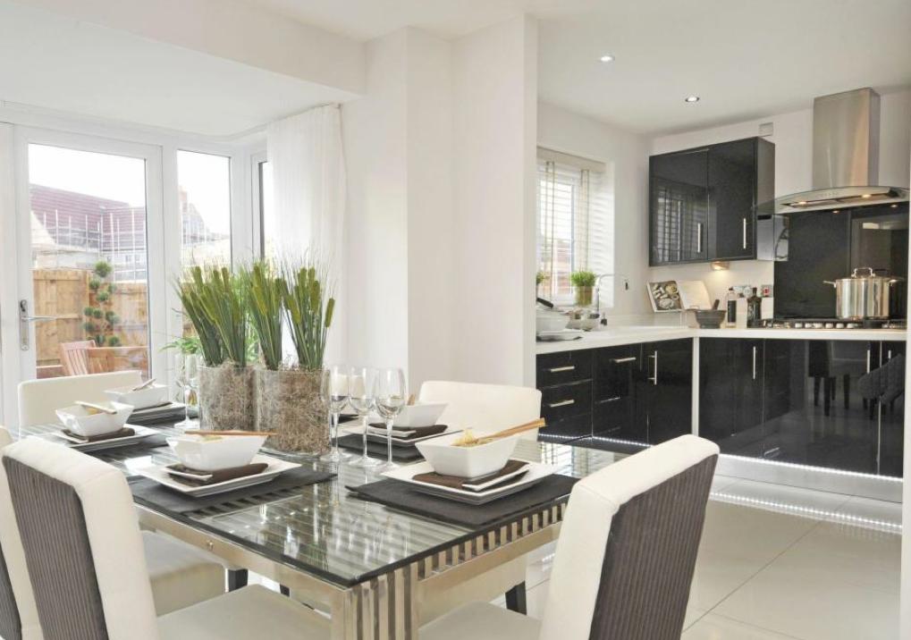 Kitchen Tiles Leicester barratt homes - somerton at glenfield park, kirby road, glenfield