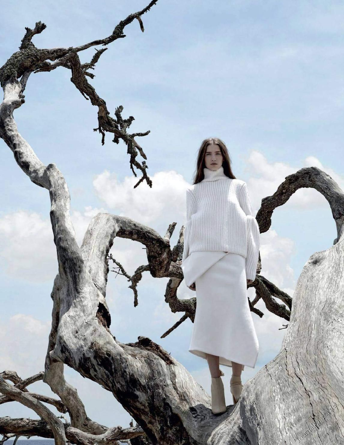 #ClippedOnIssuu from Vogue 10 2015 [jread ru]