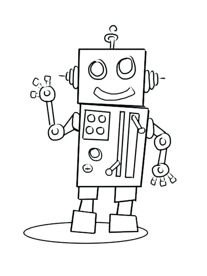 Cool Robot Coloring Pages To Print For Kids Maker Fun Factory Vbs Space Coloring Pages Coloring For Kids Free
