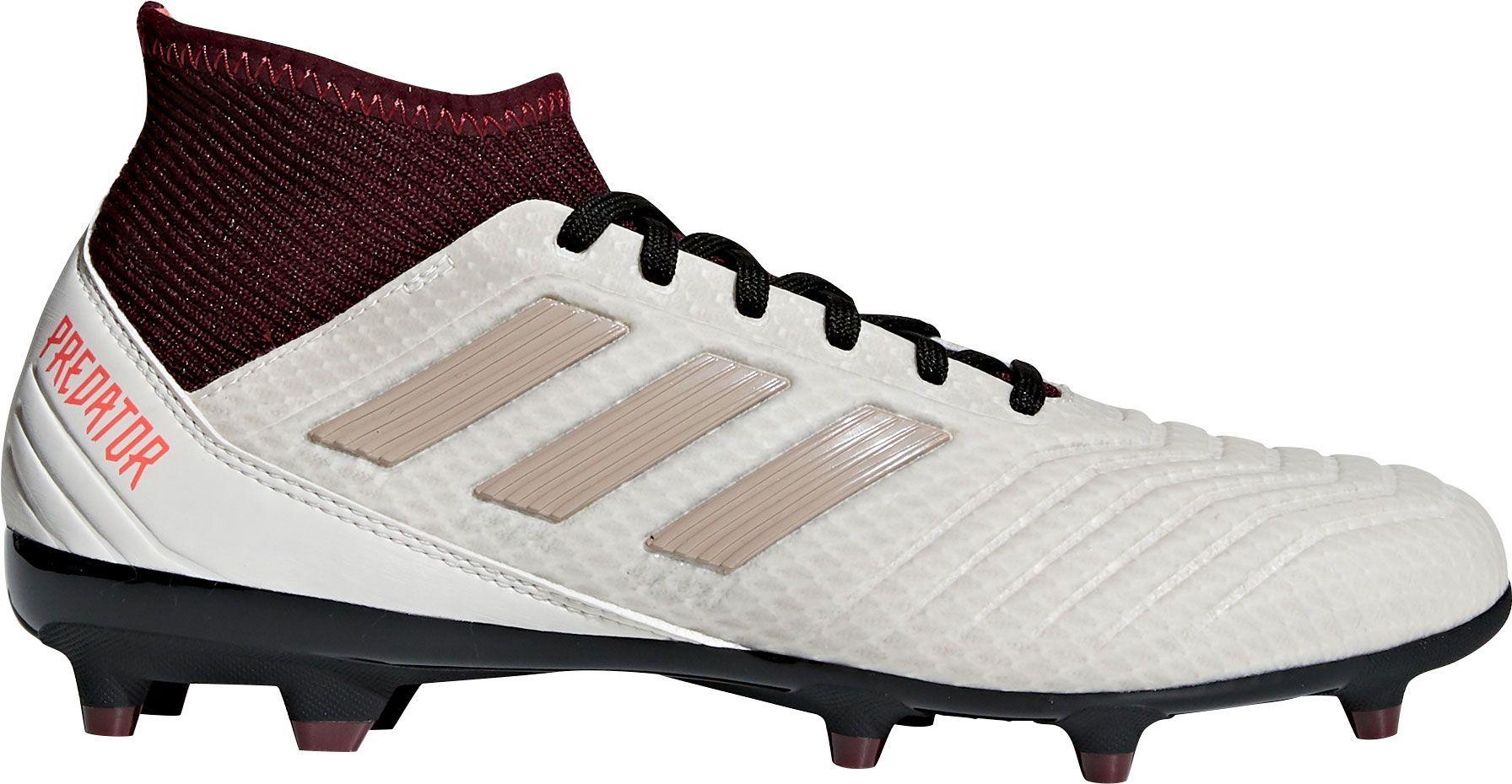 Adidas Women S Predator 18 3 Fg Soccer Cleats Cleats Soccer Cleats Adidas Women Adidas Predator