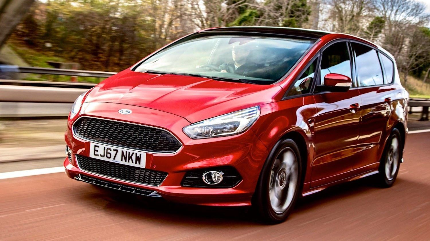 Ford S Max Mpv 2018 Review