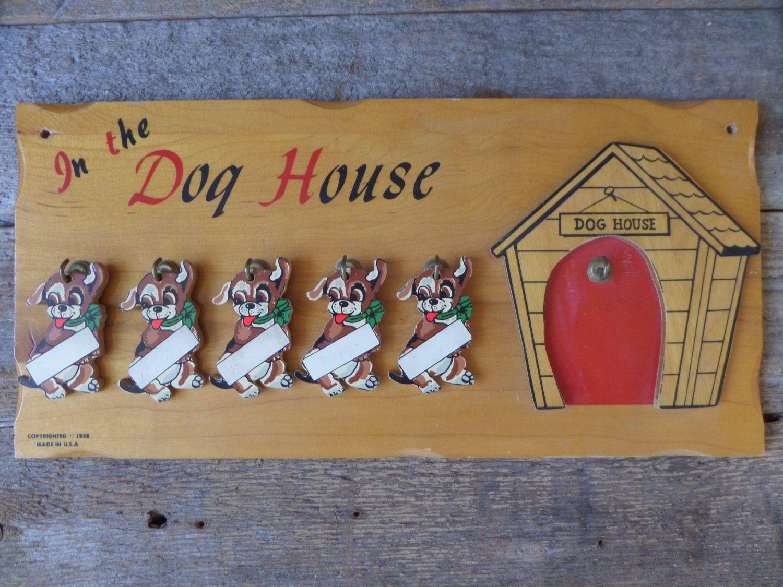 Family Decor Vintage Family Decor Behavioral Chart In The Dog