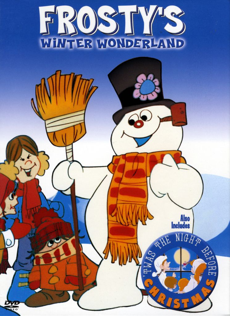 Frosty's Winter Wonderland (Animated) in 2020 Christmas