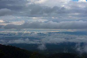 Cloud Layers RT 雲の高さで。 : 白金の森から