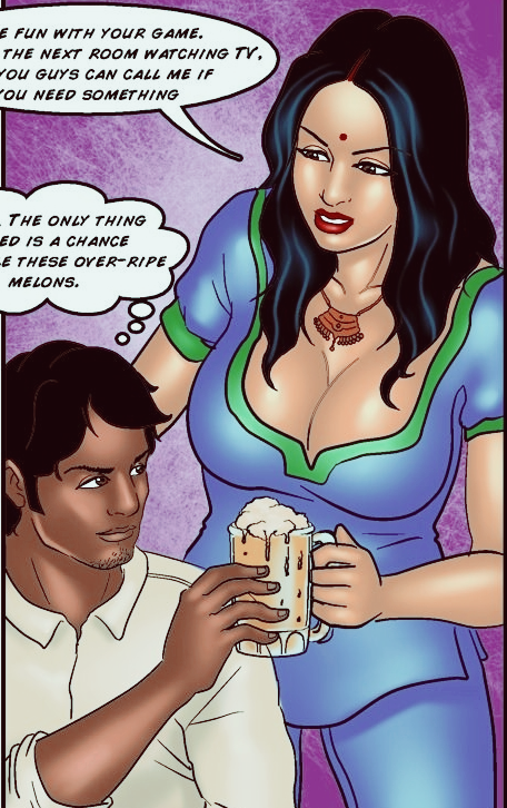 The Hot Kirtu Comic Of India Savita Bhabhi Pdf Images Full -1429