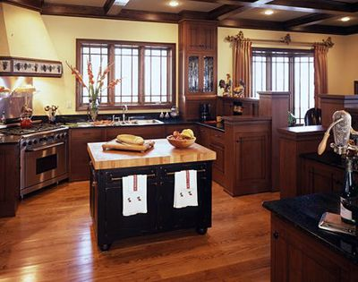 Pictures Of Craftsman Styule Kitchen  Arts Crafts  Maple Delectable Good Kitchen Designs Review