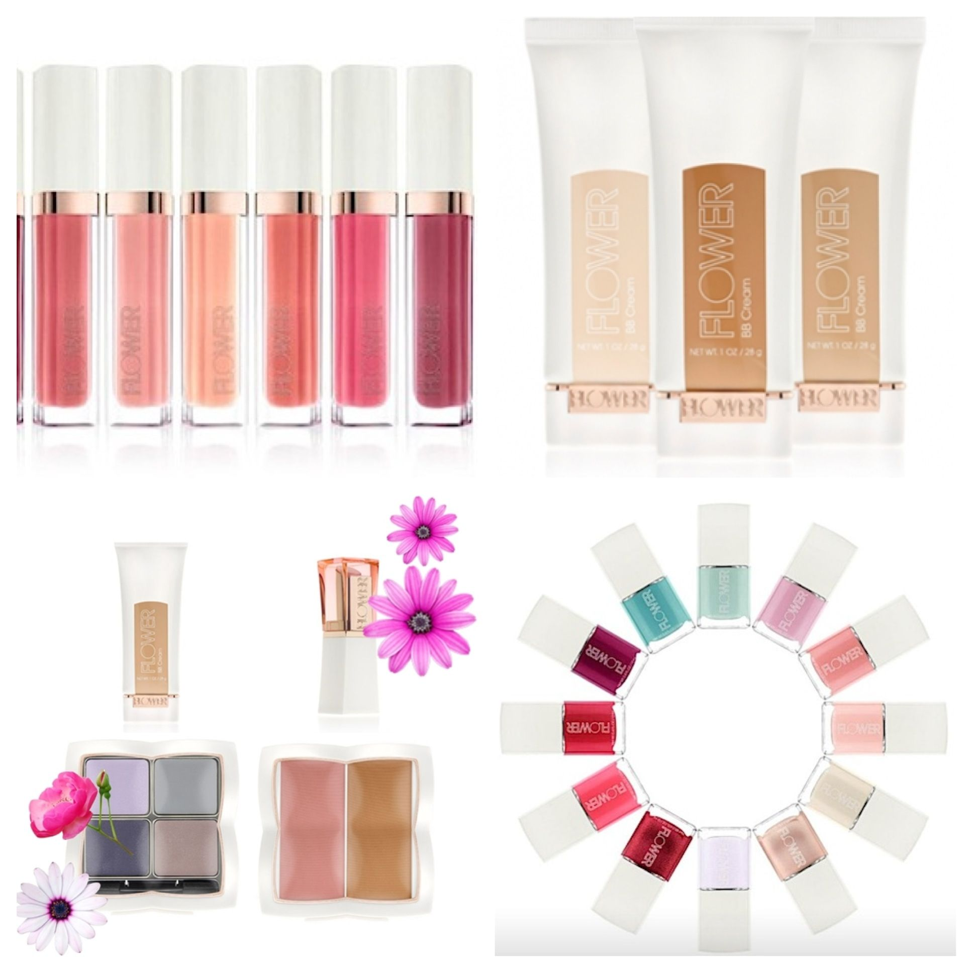 Flower beauty makeup cosmetics by drew barrymore played with all flower beauty makeup cosmetics by drew barrymore played with all of these products today izmirmasajfo Image collections