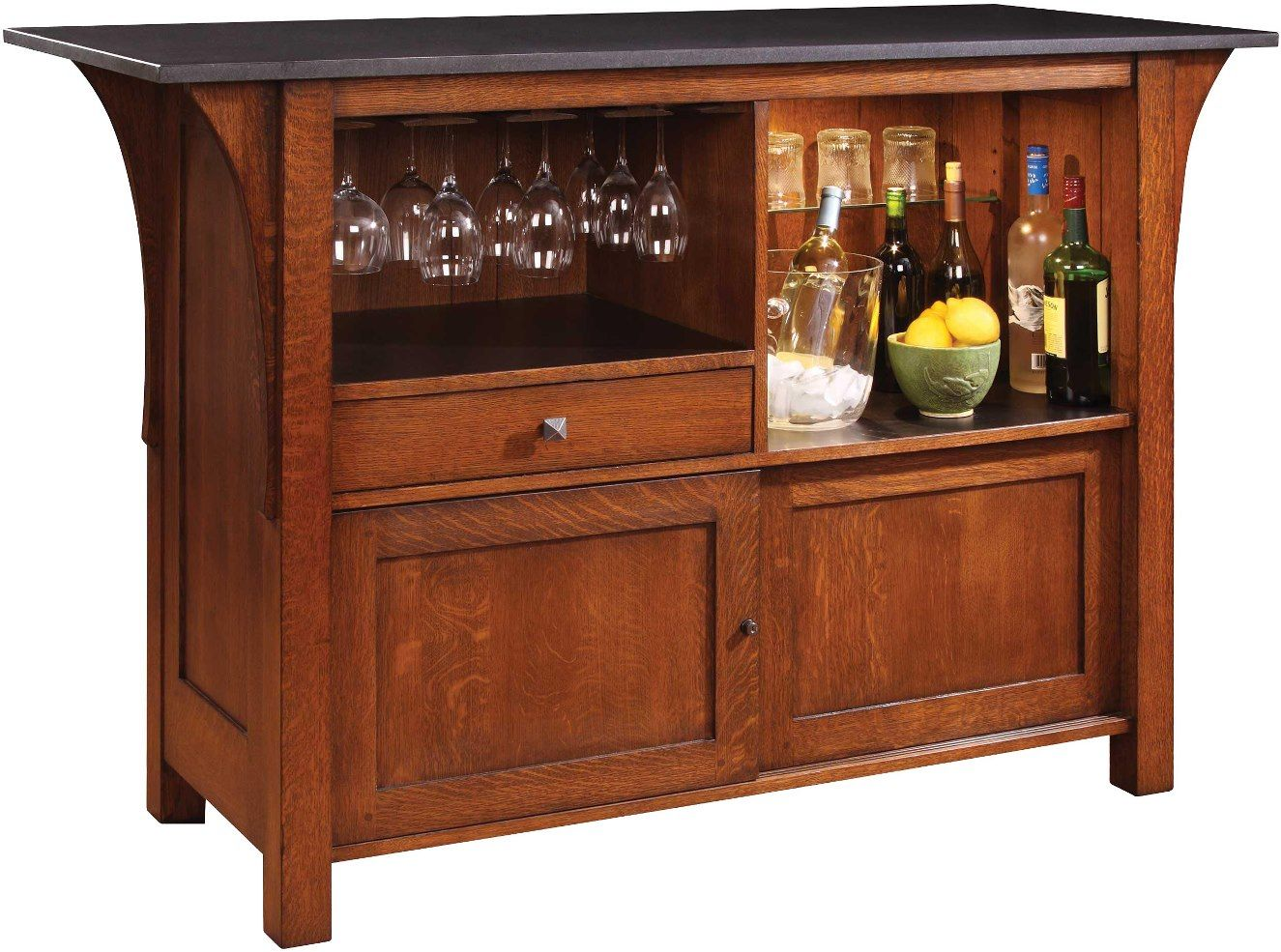 Prairie Style Kitchen Cabinets Green Green Wine And Liquor Cabinet Readers Gallery Fine