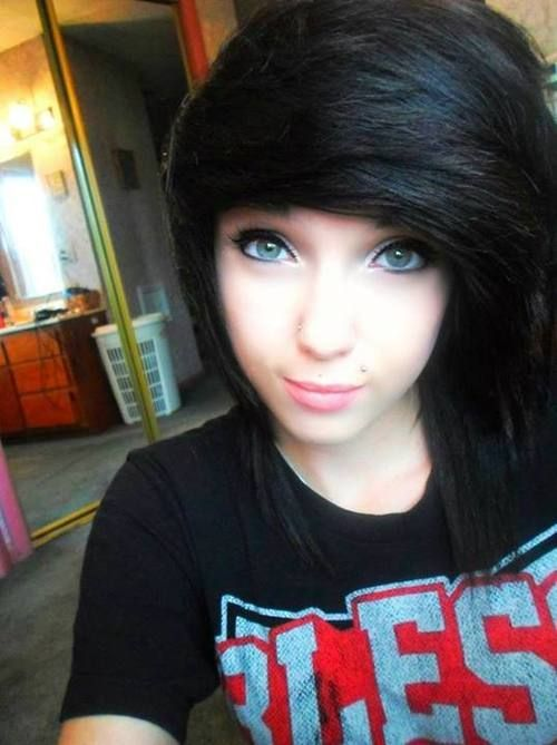 Image result for All kinds of emo scene hairstyles | EmoScEnE ...
