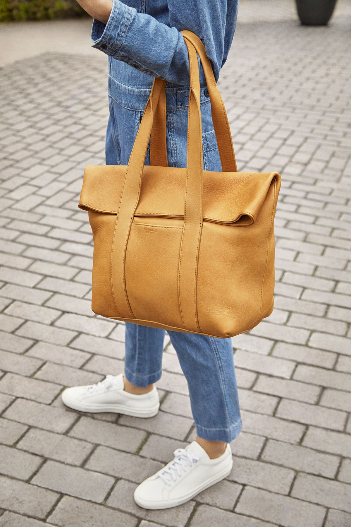 e45c2f038085 The Cass Tote has a timeless silhouette designed with covetable features and  handcrafted from remarkably soft