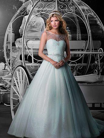 Alfred Angelo Bridal Style 244 from Disney Fairy Tale Bridal | Tara ...
