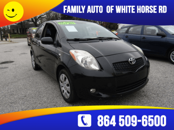 Used 2008 Toyota Yaris For Sale White Horse Rd Yaris Toyota Used Cars