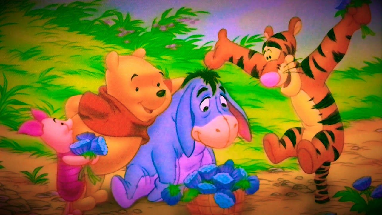 winnie the pooh and his friends bedtime sounds