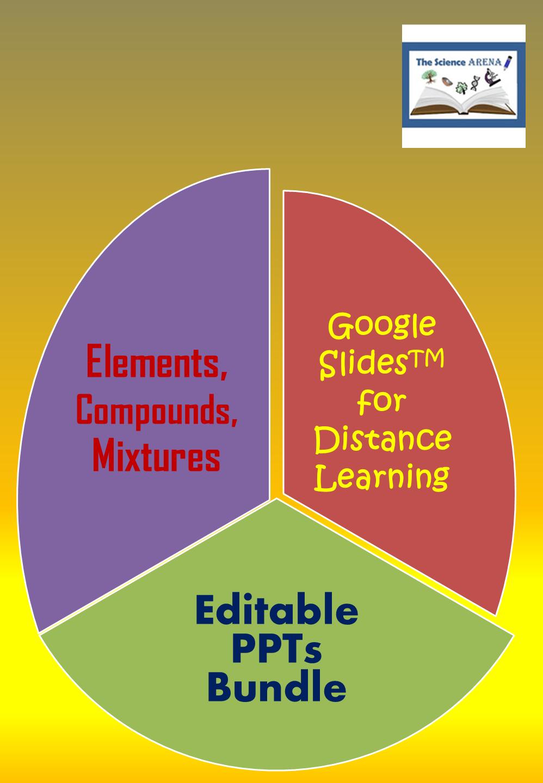 Elements Compounds Mixtures Bundle Google Slidestm Editable Ppt Pdf Compounds And Mixtures Elements Compounds And Mixtures Distance Learning [ 1440 x 998 Pixel ]
