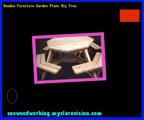 wooden furniture garden plans diy free 110801 woodworking plans