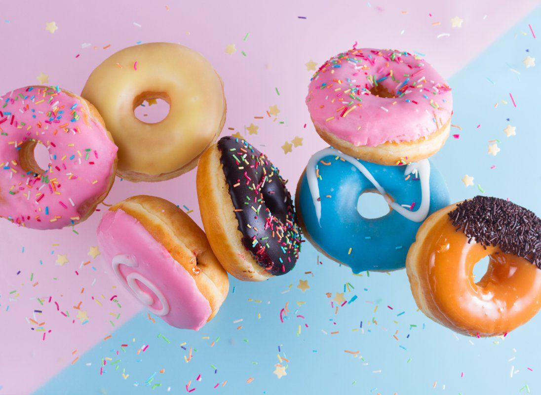 Washington D C Is Getting A New All Vegan Doughnut Shop National Donut Day Doughnut Doughnut Shop