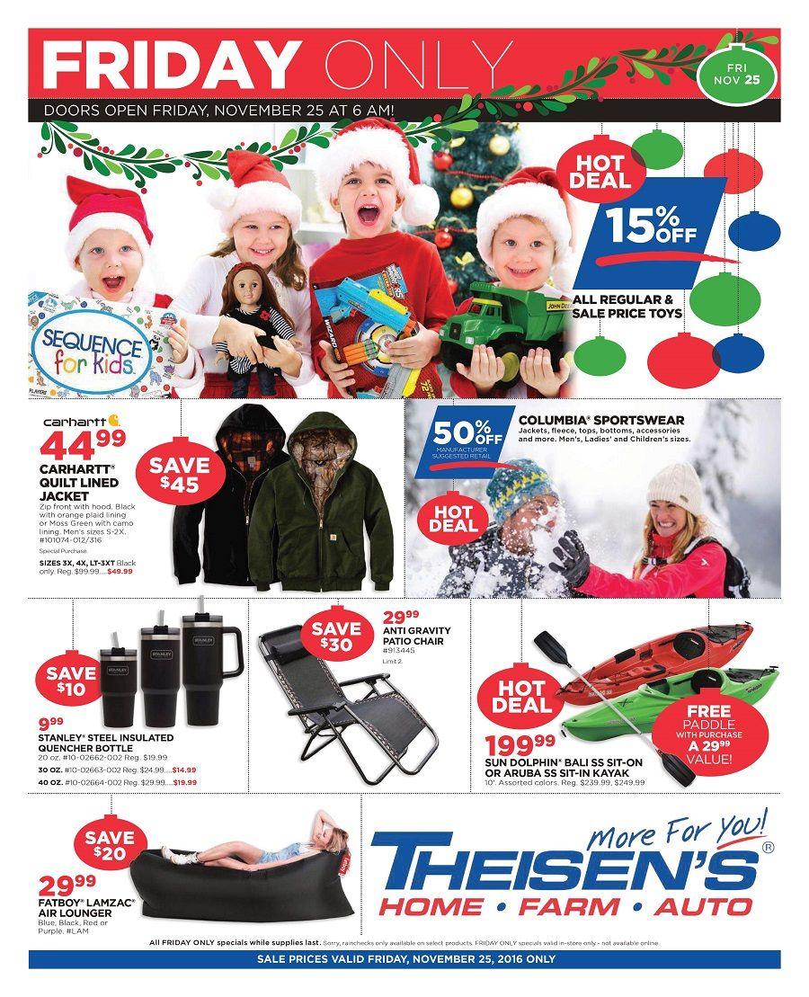 Theisen S Black Friday Deals Sales Http Www Hblackfridaydeals Com Theisens Black Friday Deals Sales Black Friday Ads Black Friday Black Friday Deals
