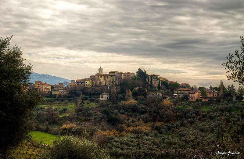 Montebuono in Sabina - Photo by Giorgio Clementi
