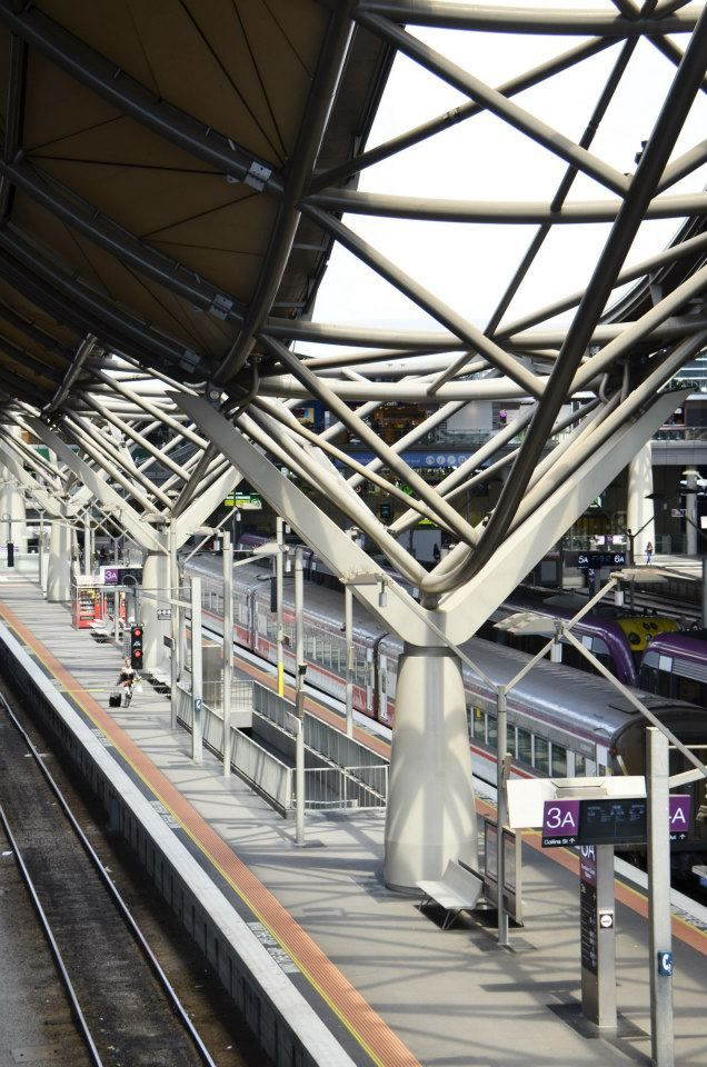 Southern Railway Station - Melbourne