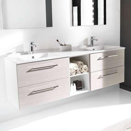 Strada Large Vanity Wall Mounted Vanity Bathroom Design Vanity