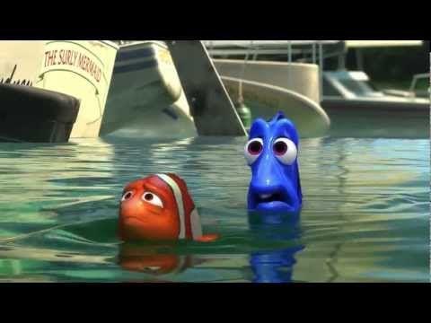 Disney/Pixar - FINDET NEMO 3D - Offizieller Trailer 3 #Nemo ©Disney•Pixar