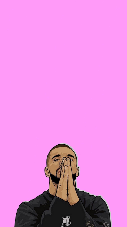 Wallpaper Drake Background Blessed In 2019 Drake