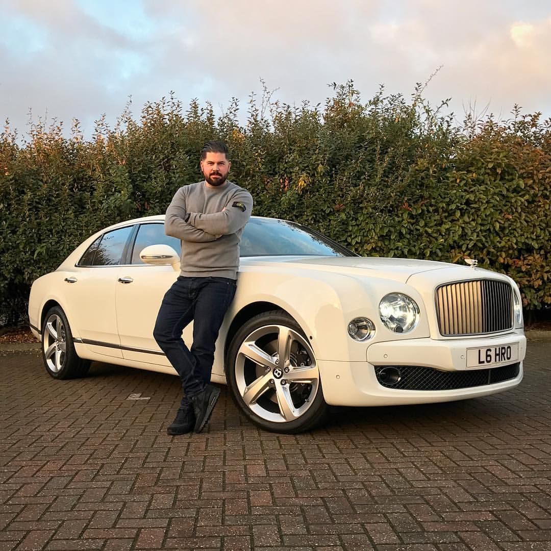 Bentley Mulsanne Lemans: Luxury Cars