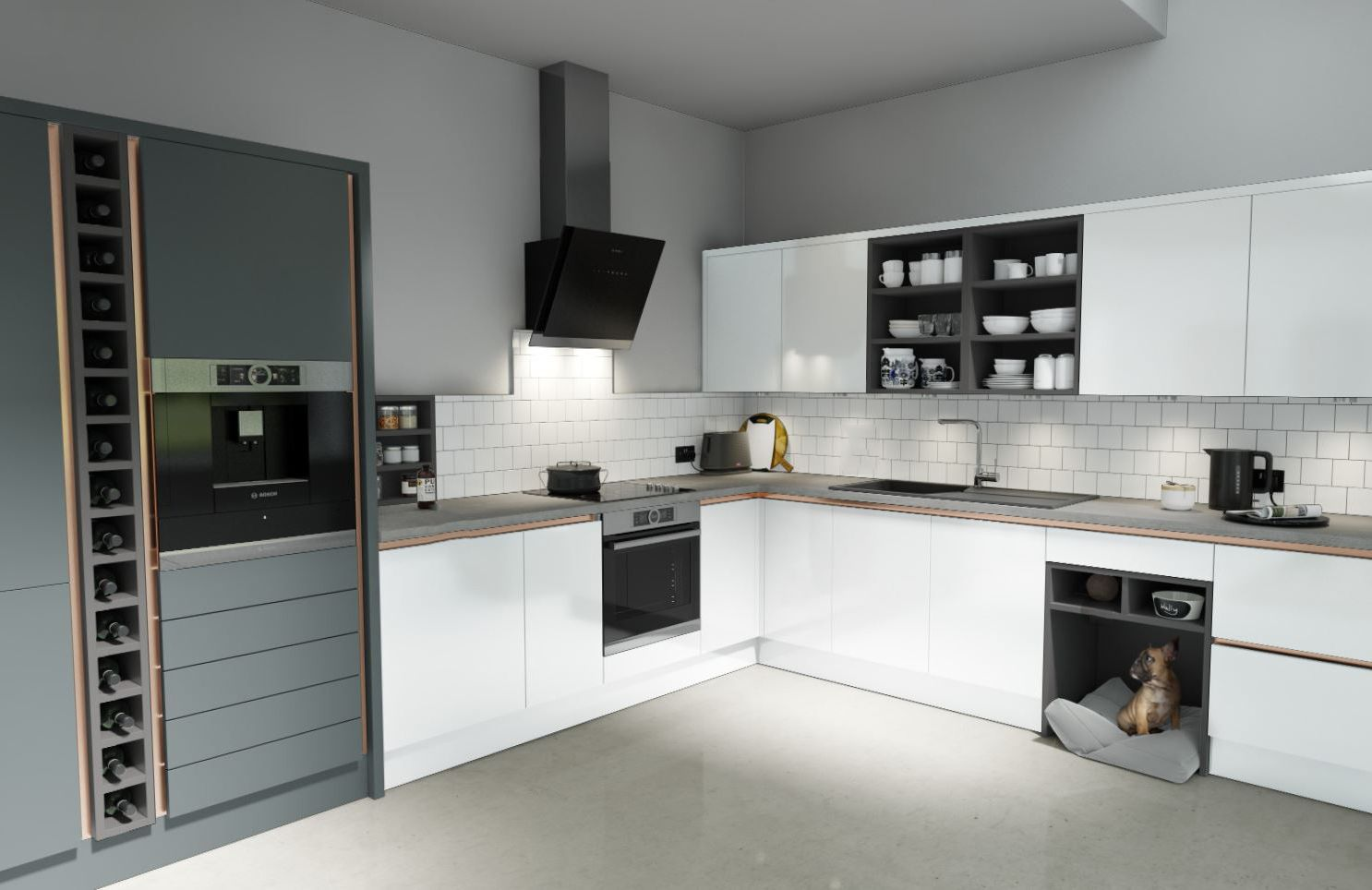 Luxury kitchens image by Johnny Findlay on Extension