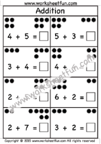 math worksheet : 1000 images about preschool  addition on pinterest  common  : Addition Single Digit Worksheet