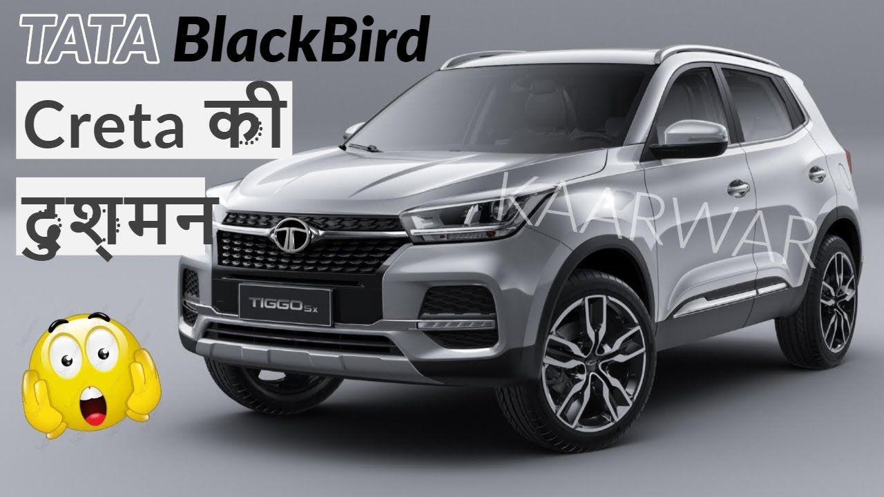 Tata Blackbird The Hyundai Creta Rivals Coming Soon