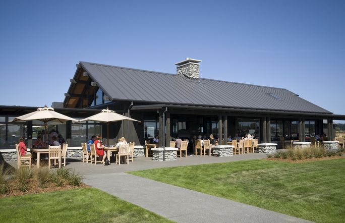 Mason And Wales Architecture Pegasus Golf And Sports Club Clubhouse Design Retail Architecture Golf Clubhouse