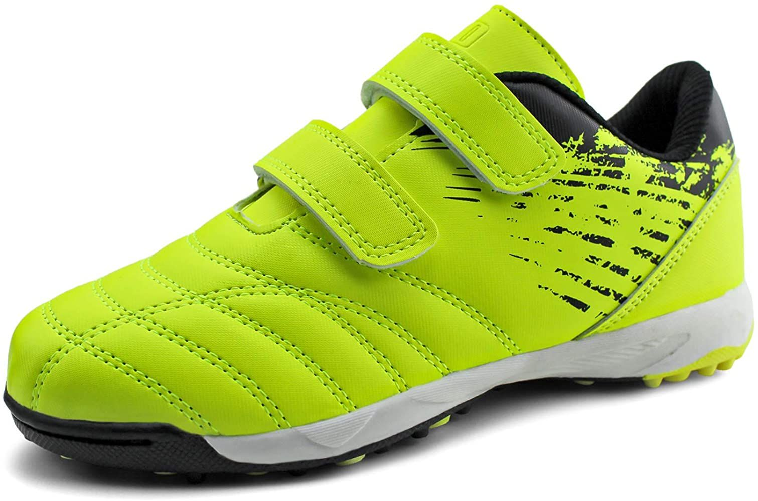 brooman Kids Comfortable Turf Soccer Shoes Athletic Football Shoes
