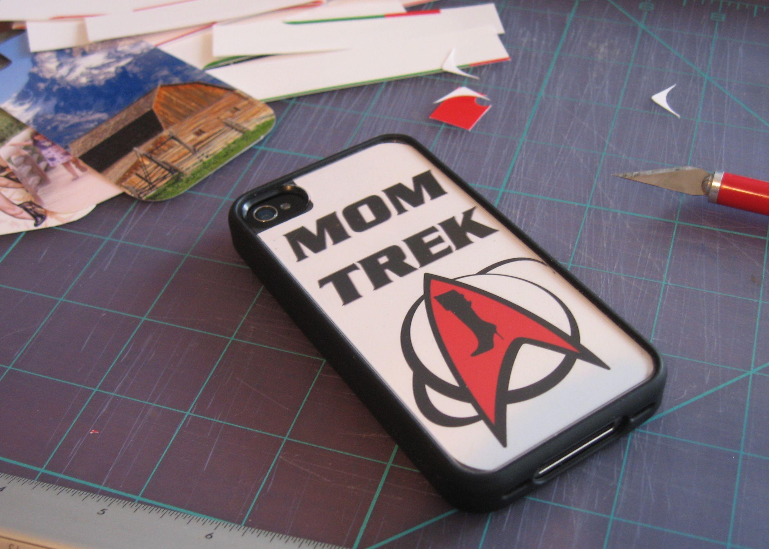 I Do Love Having Loyal Crew Members Ino Itall Has Created A Custom Iphone Skin Iphone Skins Iphone Geeky