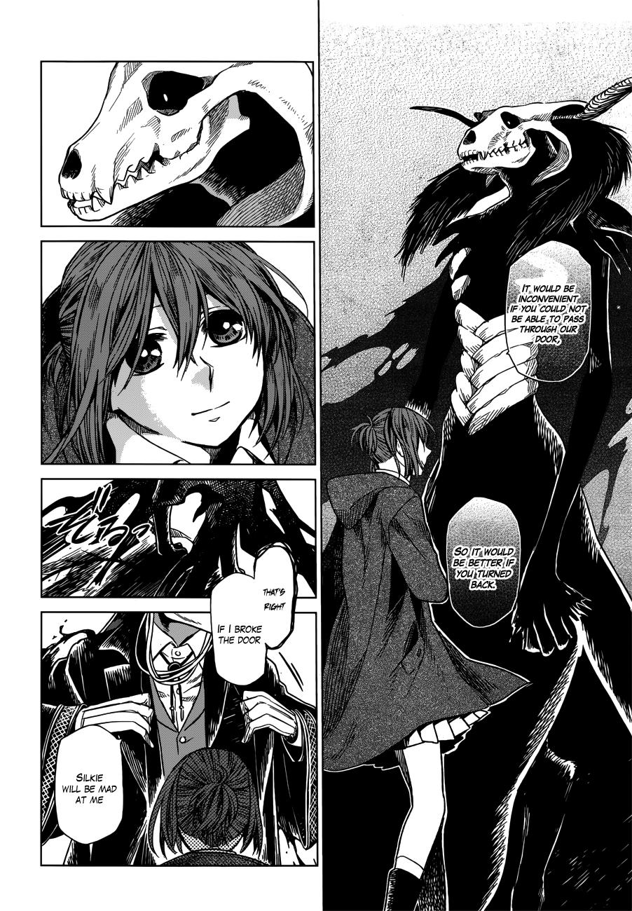 Mahoutsukai no yome ch 11 mahoutsukai no yome manga read mahoutsukai no yome ch 11 chapter mahoutsukai no yome ch 11 page 23