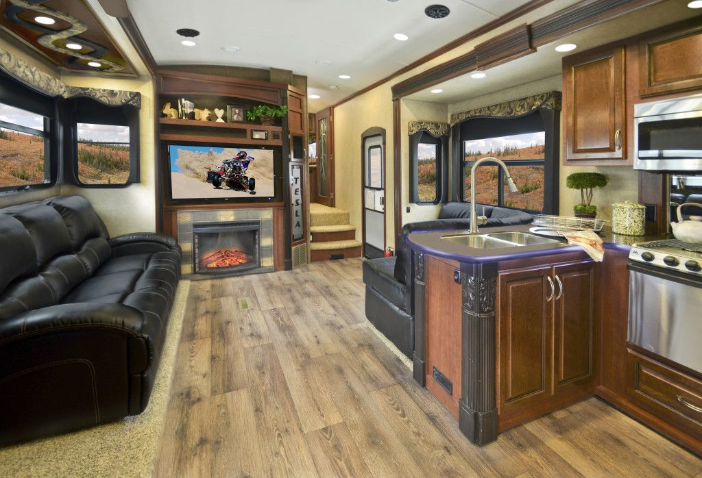 Sitemap Tiny House Camper Trailer Interior