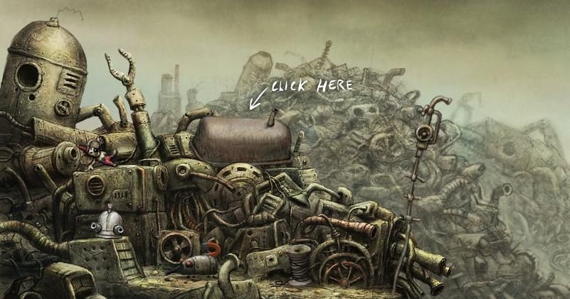 machinarium - Google 搜索