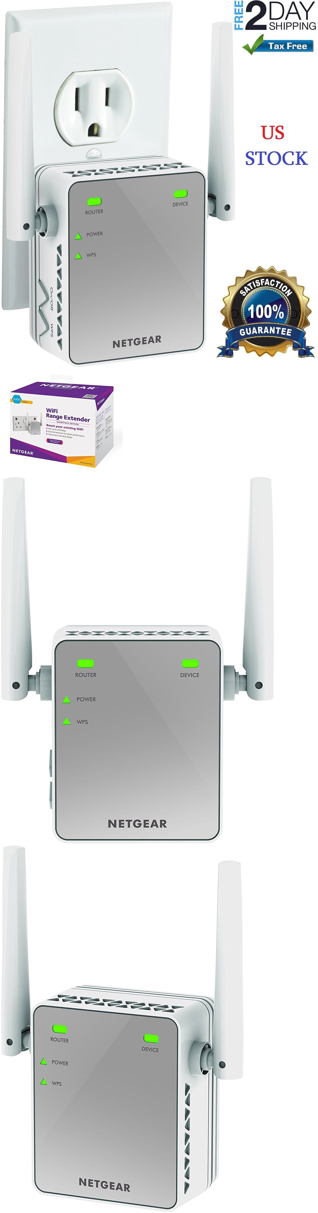 Wireless Router WiFi Internet Range Extender Network Increase Signal Booster NEW