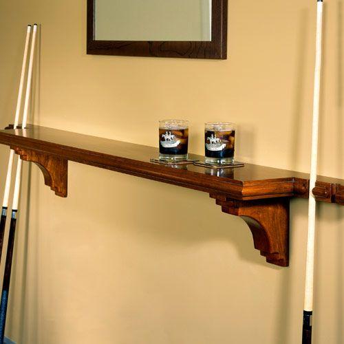 Drink Shelf For Billiard Room Miguel Barcelo