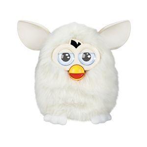 Furby Yeti Blanc おもちゃ 人形 ノスタルジー